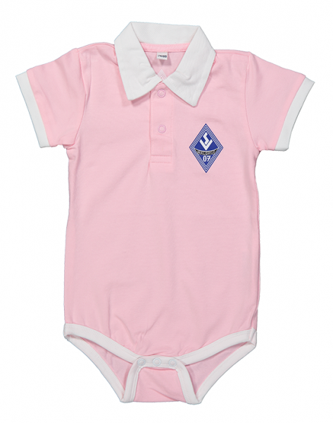 Baby-Body - Polo pink