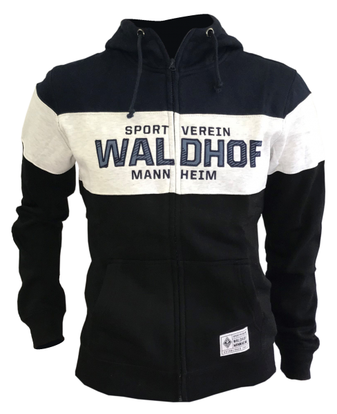 Zip-Hoody - Sportverein Camo